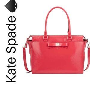 Like New Kate Spade Beacon Jeanne Pink Handbag